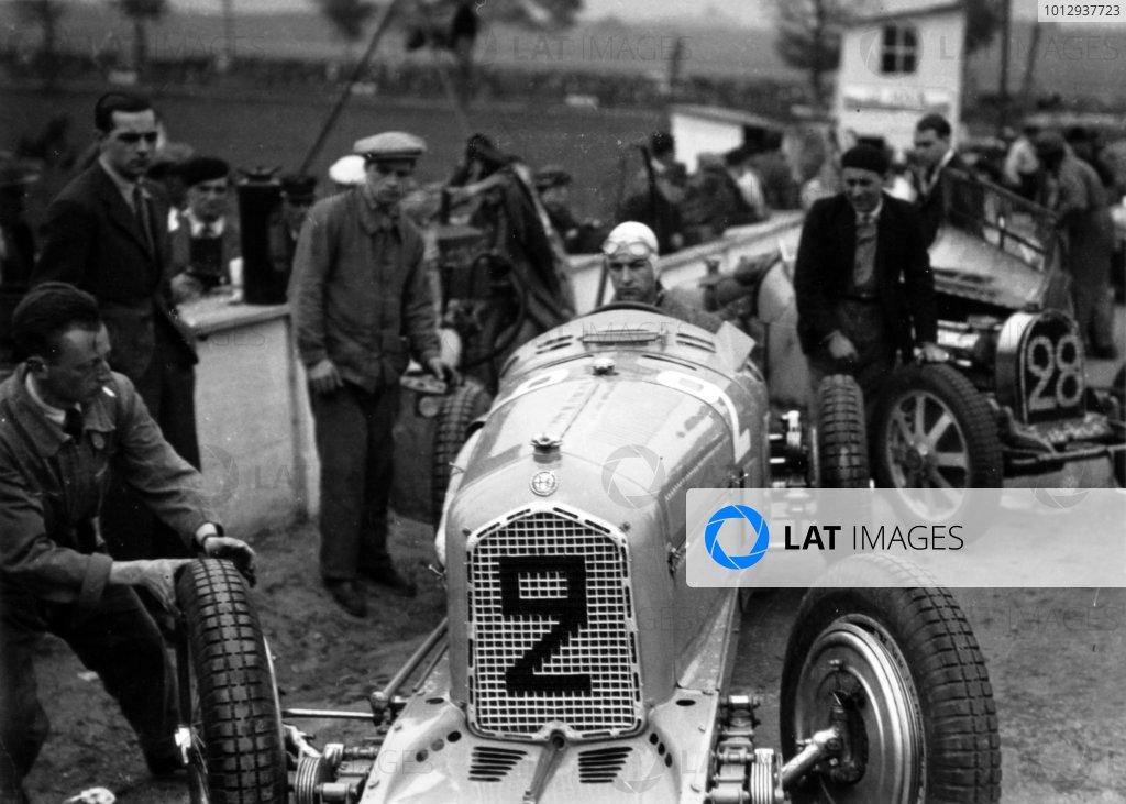 1935 Picardie Grand Prix.