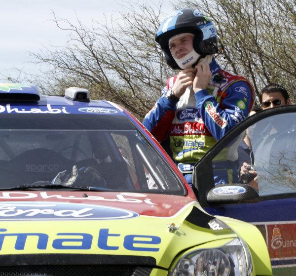 2010 FIA World Rally ChampionshipRound 02Rally Mexico 4-7 Mars 2010Jari-Matti Latvala, Ford WRC, PortraitWorldwide Copyright: McKlein/LAT