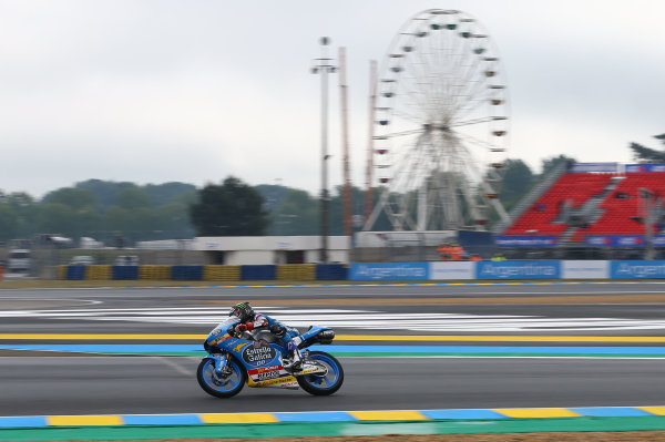 2017 Moto3 Championship - Round 5 Le Mans, France Saturday 20 May 2017 Aron Canet, Estrella Galicia 0,0 World Copyright: Gold & Goose Photography/LAT Images ref: Digital Image 671078