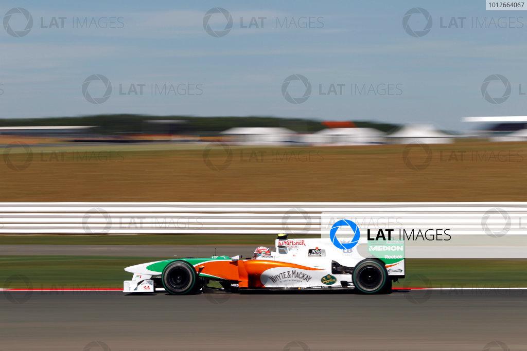 2010 British Grand Prix - Friday