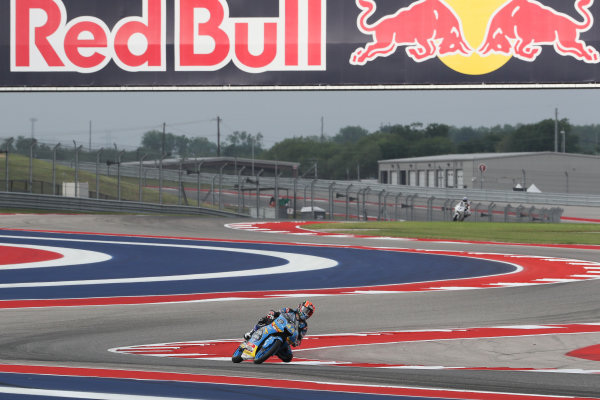 2017 Moto3 Championship - Round 3 Circuit of the Americas, Austin, Texas, USA Friday 21 April 2017  World Copyright: Gold and Goose Photography/LAT Images ref: Digital Image Moto3-500-1809
