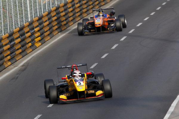 2016 Macau Formula 3 Grand Prix Circuit de Guia, Macau, China 17th - 20th November 2016 Jann Mardenborough (GBR) B-Max Racing Team Dallara Volkswagen. World Copyright: XPB Images/LAT Photographic ref: Digital Image XPB_855376_HiRes