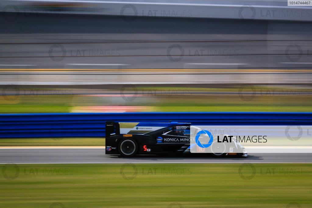 2017 WeatherTech SportsCar Roar Daytona Testing