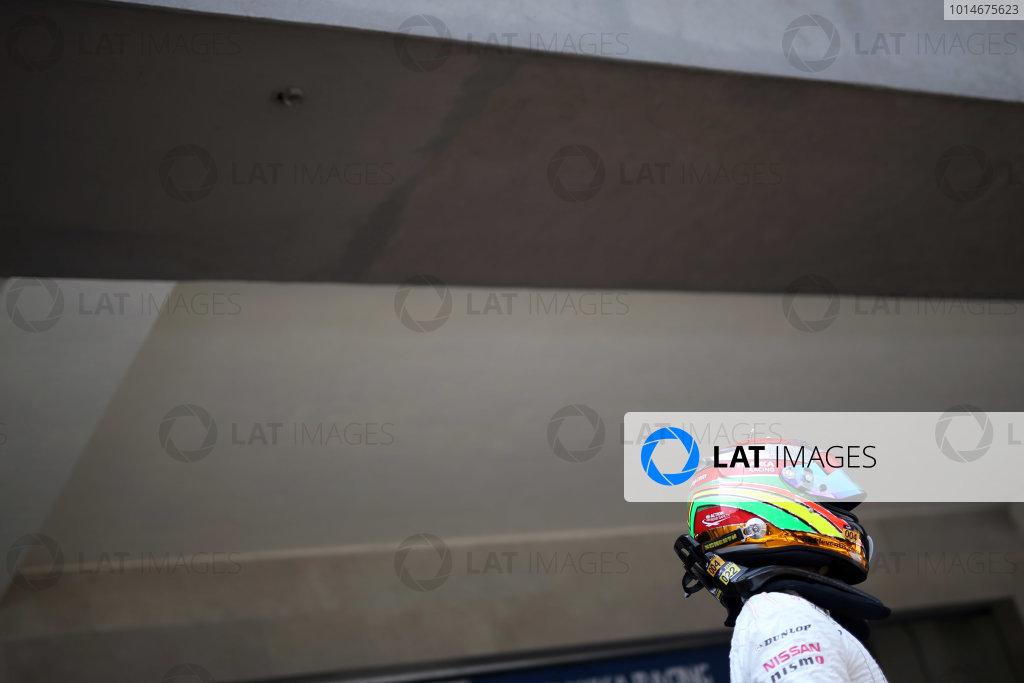 2016 FIA World Endurance Championship, Mexico City, Autodromo Hermanos Rodriguez, 1st-3rd September 2016, Nick Leventis  - Strakka Racing Gibson 015S-Nissan  World Copyright. Jakob Ebrey/LAT Photographic