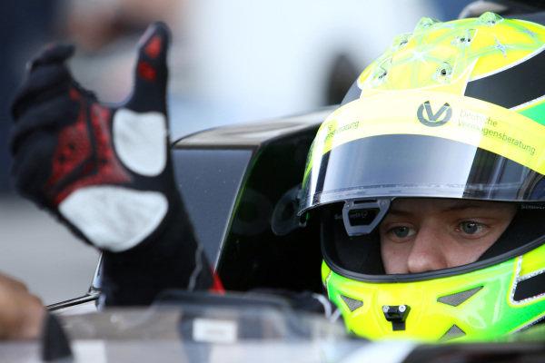 Mick Schumacher (GER) Van Amersfoort Racing at German Formula Four Championship, Rd1, Oschersleben, Germany, 24-26 April 2015.