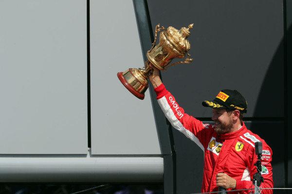 Sebastian Vettel (GER) Ferrari