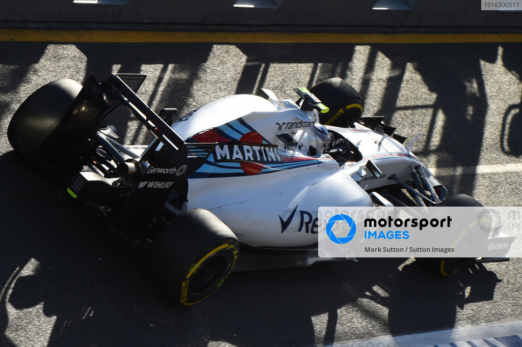 Valtteri Bottas (FIN) Williams FW37 at Formula One World Championship, Rd1, Australian Grand Prix, Practice, Albert Park, Melbourne, Australia, Friday 13 March 2015.