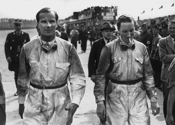 Nurburgring, Germany. 24th July 1938.
