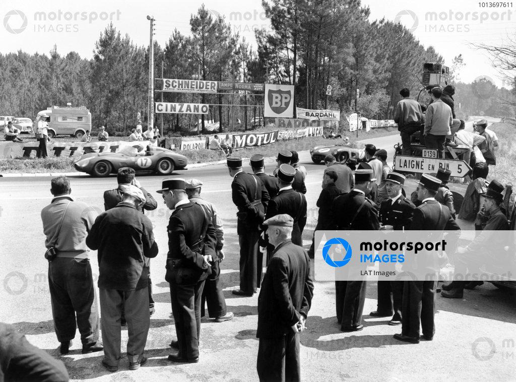 1960 Le Mans 24 hours.