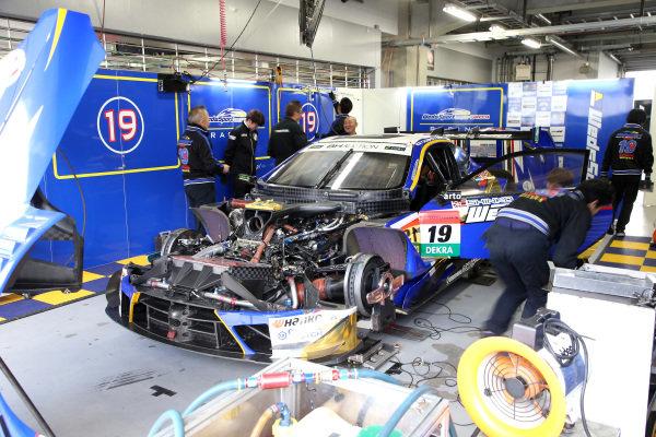 Sho Tsuboi, Lexus Team Bandoh Lexus LC500.