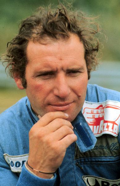 1974 Formula 1 World Championship.Vittorio Brambilla.Ref-B5A 02.World - LAT Photographic