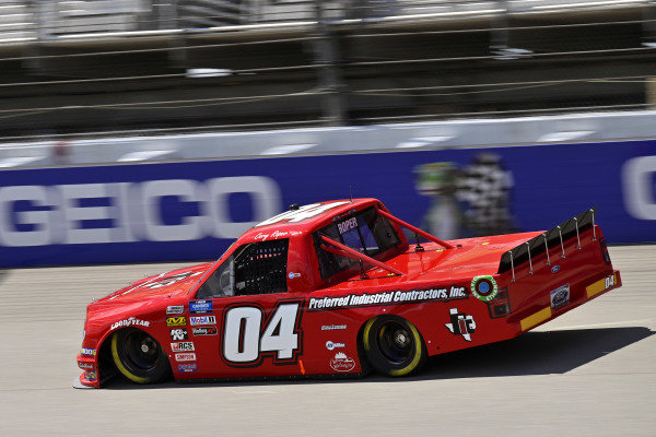 #04: Cory Roper, Roper Racing, Ford F-150 2019 Preferred Industrial Contractors Inc.