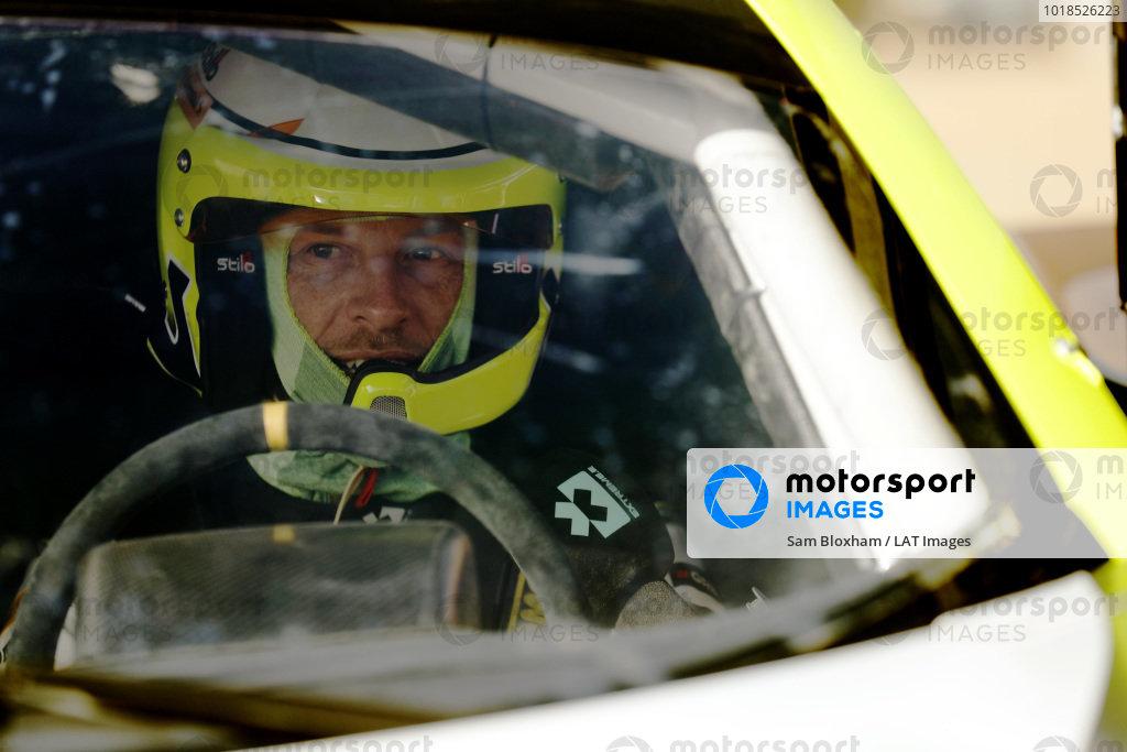 Jenson Button (GBR), JBXE Extreme-E Team