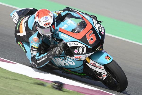Yari Montella, Speed Up Racing.