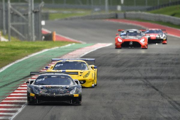 #24 GT3 Pro-Am, TR3 Racing, Ziad Ghondour, Matteo Cressoni, Ferrari 488 GT3
