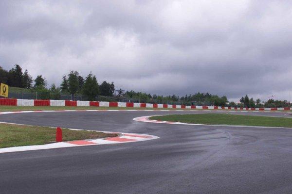 2000 European Grand Prix.Nurburgring, Germany. 19-21 May 2000.The track at the Nurburgring.World Copyright - LAT Photographic