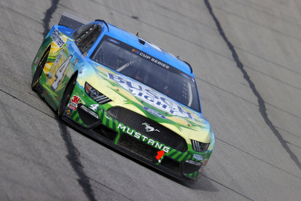 Kevin Harvick, Stewart-Haas Racing Ford Busch Light For The Farmers, Copyright: Kevin C. Cox/Getty Images.