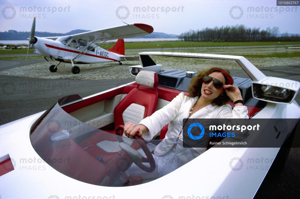 Bertone Autobianchi Runabout Concept Car