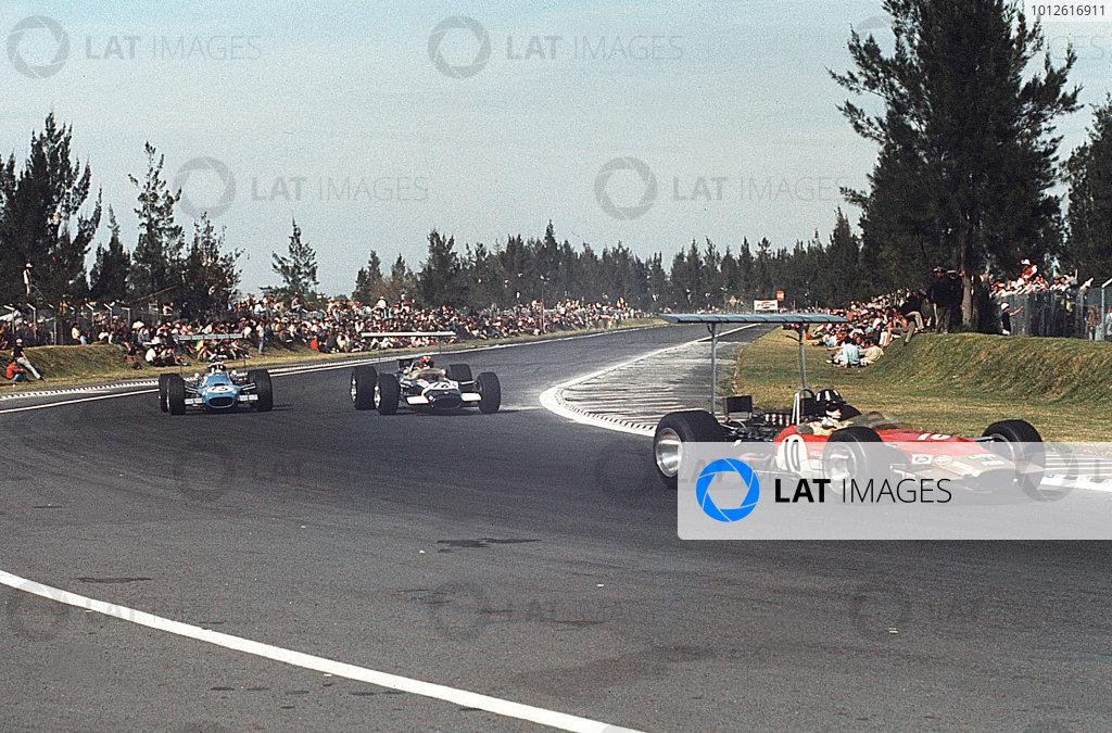 1968 Mexican Grand Prix.