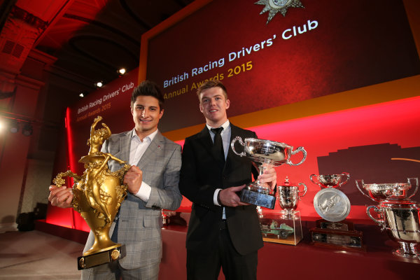 2015 British Racing Drivers Club Awards