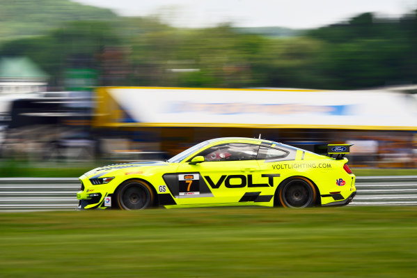 IMSA Continental Tire SportsCar Challenge Lime Rock Park 120 Lime Rock Park, Lakeville, CT USA Friday 21 July 2017 7, McLaren, McLaren GT4, GS, Alan Brynjolfsson, Chris Hall World Copyright: Gavin Baker LAT Images
