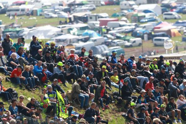 2017 Moto3 Championship  - Round 9 Sachsenring, Germany Sunday 2 July 2017 Crowd World Copyright: David Goldman/LAT Images ref: Digital Image 34491