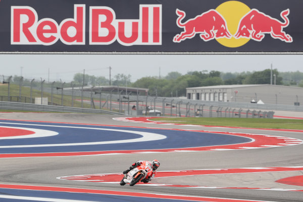 2017 Moto3 Championship - Round 3 Circuit of the Americas, Austin, Texas, USA Friday 21 April 2017  World Copyright: Gold and Goose Photography/LAT Images ref: Digital Image Moto3-500-1813