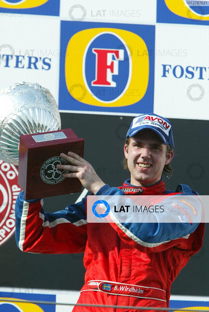2003 Formula 3000 Championship