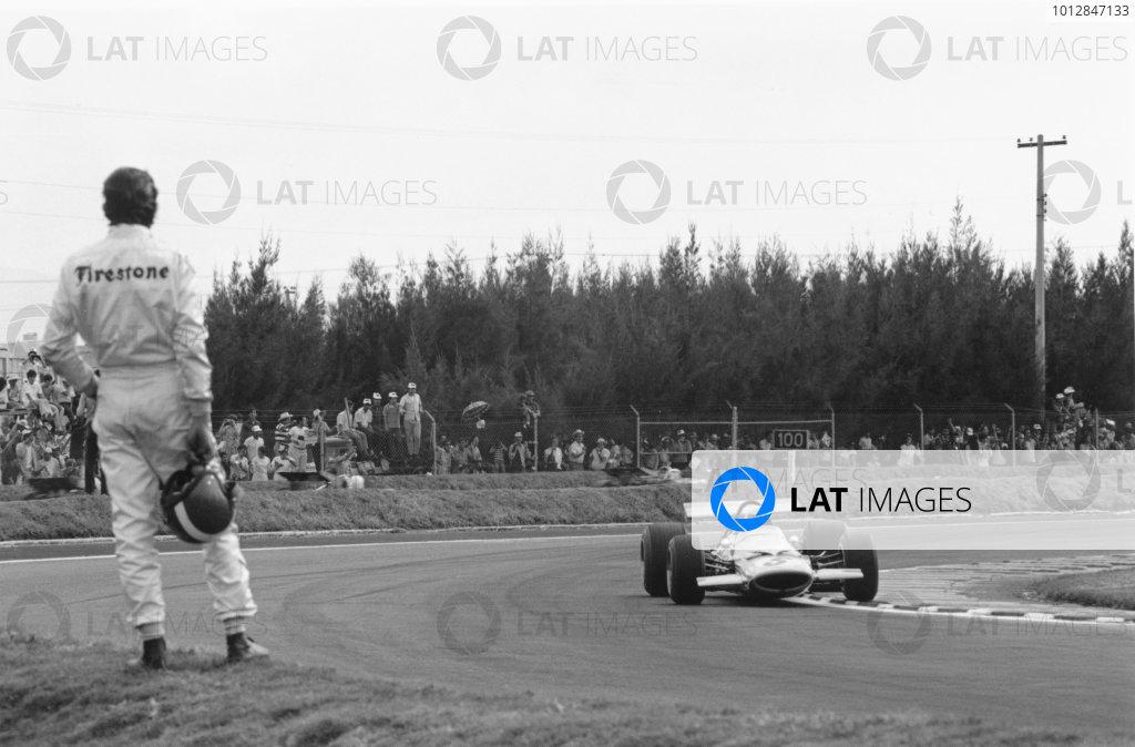 1969 Mexican Grand Prix.