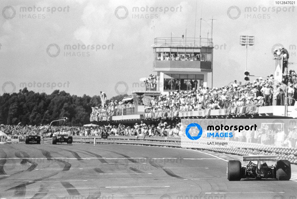 1977 Argentinian Grand Prix.