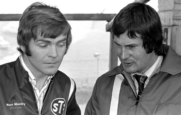 1972 World Championship Victory Race.