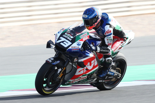 Alex Marquez, Team LCR Honda,.