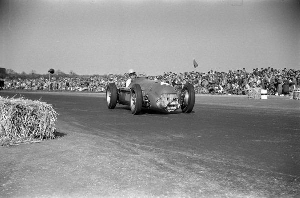 Reg Parnell, Alfa Romeo 158.
