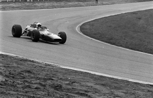 Chris Amon, Ferrari Dino 166.