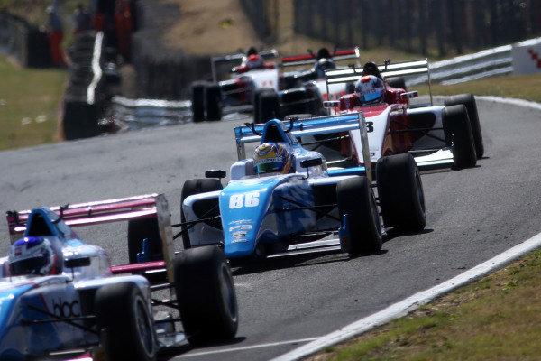Arvin Esmaeili (SWE) Douglas Motorsport BRDC British F3
