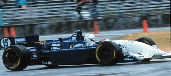 1999 Portland CART - June 20, 1999Memo Gidley-1999, Michael L. Levitt, USALAT USA photo