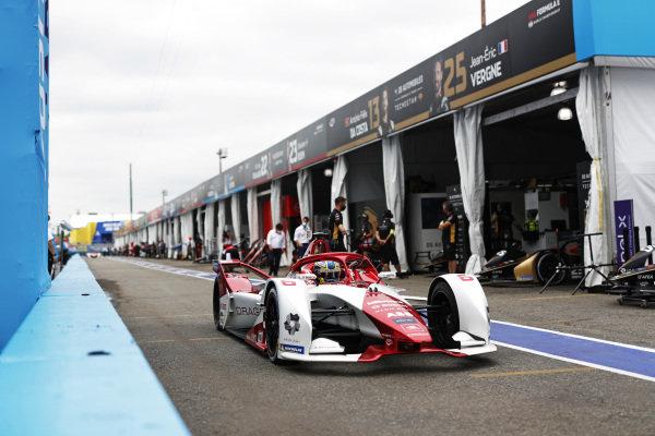 Joel Eriksson (SWE), Dragon Penske Autosport, Penske EV-5