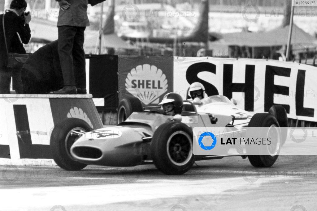 1966 Monaco F3 Grand Prix.