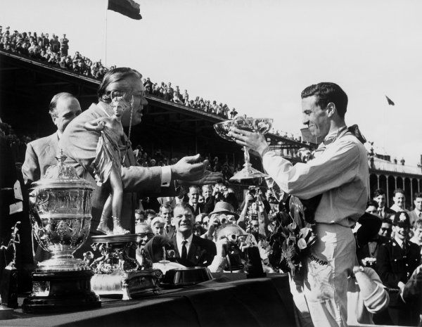 Aintree, Great Britain. 19th - 21st July 1962.