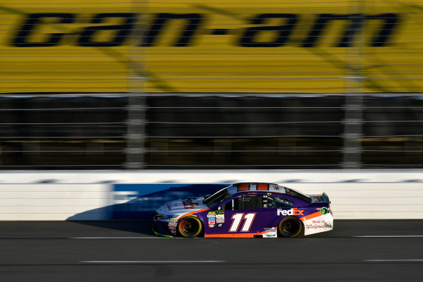 Monster Energy NASCAR Cup Series First Data 500 Martinsville Speedway, Martinsville VA USA Sunday 29 October 2017 Denny Hamlin, Joe Gibbs Racing, FedEx Walgreens Toyota Camry World Copyright: Scott R LePage LAT Images ref: Digital Image lepage-171029-mart-8772