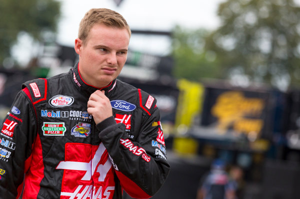 NASCAR XFINITY Series Mid-Ohio Challenge Mid-Ohio Sports Car Course, Lexington, OH USA Friday 11 August 2017 Cole Custer, Haas Automation Ford Mustang World Copyright: Brett Moist LAT Images