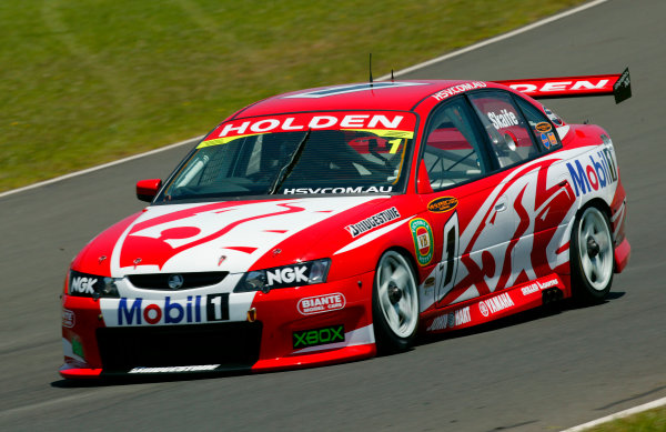 Australian V8 Supercars, Round 13, Eastert Creek, Sydney. 29th Nov 2003.