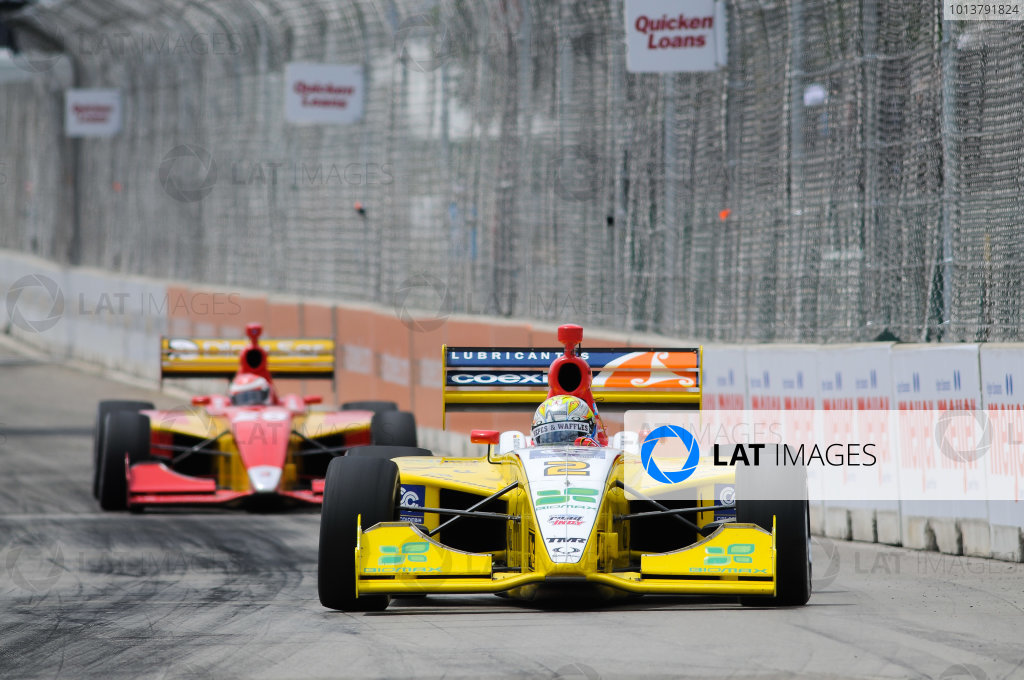 2012 Indy Lights Detroit Belle Isle