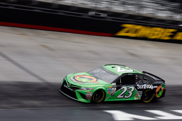 Monster Energy NASCAR Cup Series Food City 500 Bristol Motor Speedway, Bristol, TN USA Friday 21 April 2017 Gray Gaulding World Copyright: Lesley Ann Miller LAT Images