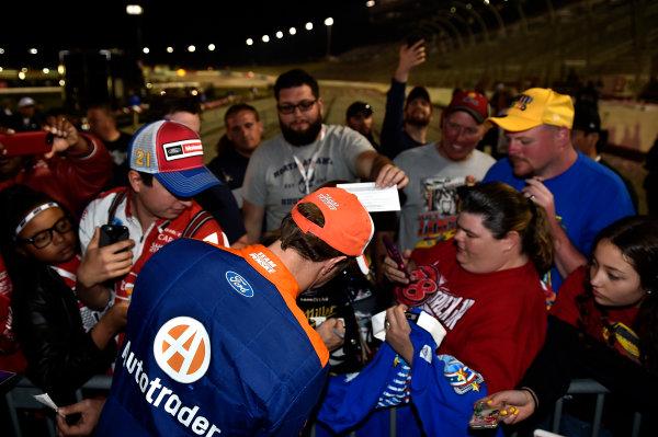 2017 Monster Energy NASCAR Cup Series - Fold of Honor QuikTrip 500 Atlanta Motor Speedway, Hampton, GA USA Sunday 5 March 2017 Brad Keselowski World Copyright: Rusty Jarrett/LAT Images ref: Digital Image 17ATL1rj_2925