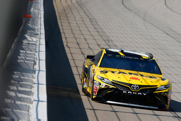 Monster Energy NASCAR Cup Series Tales of the Turtles 400 Chicagoland Speedway, Joliet, IL USA Friday 15 September 2017 Daniel Suarez, Joe Gibbs Racing, STANLEY Toyota Camry World Copyright: Lesley Ann Miller LAT Images
