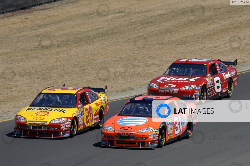 2007 NASCAR Nextel Cup Series Sears Point