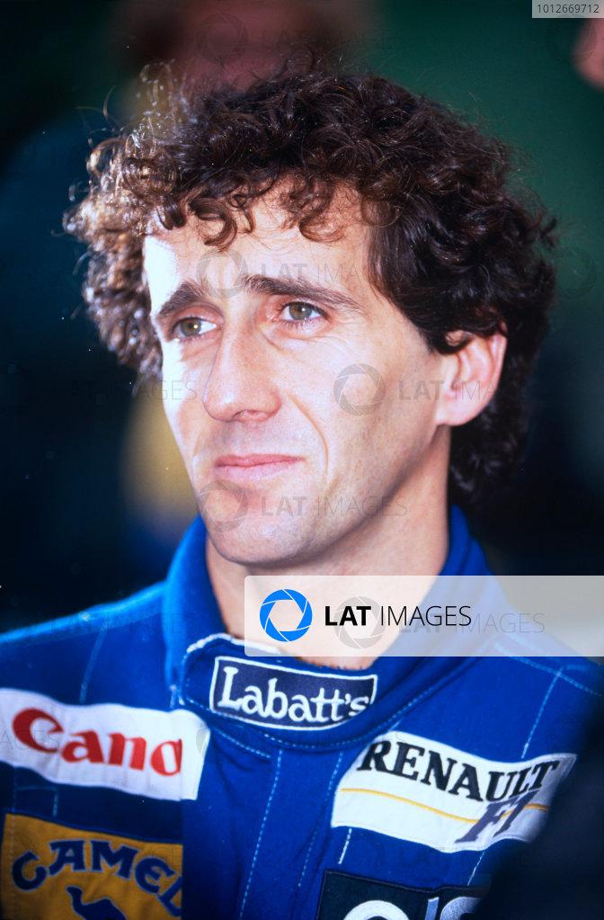 1993 Australian Grand Prix.