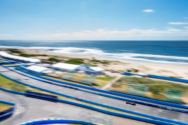 2015/2016 FIA Formula E Championship. Testing, Punta del Este, Uruguay. Sunday 20 December 2015. Jacques Villeneuve (CAN), Venturi VM200-FE-01. Photo: Zak Mauger/LAT/Formula E ref: Digital Image _L0U9590