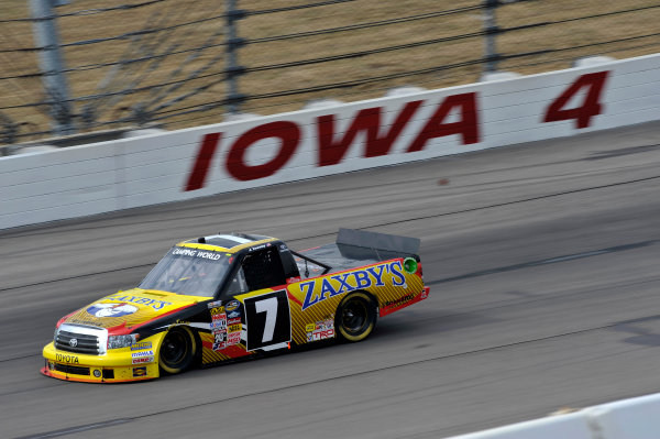 7-8 September, 2013, Newton, Iowa USA John Wes Townley ©2013, Scott R LePage LAT Photo USA